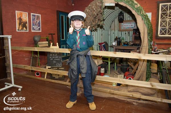 November - War Museum