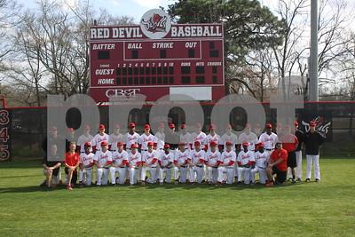 2016 CHS Varsity Baseball