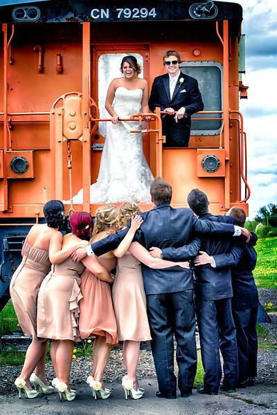 Lacey & Shane Wedding
