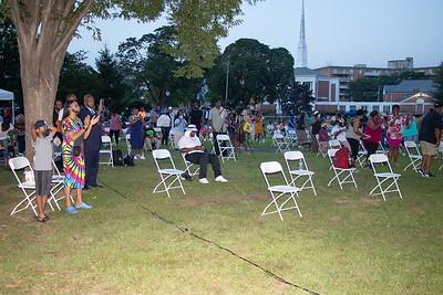 VOH Celebrates Gospel Night 8-13-21