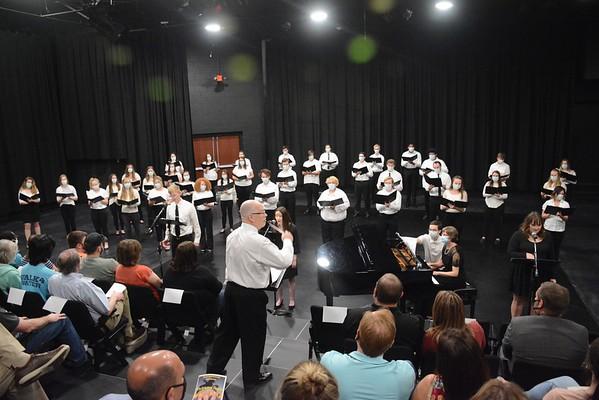 Concert Choir April 26th