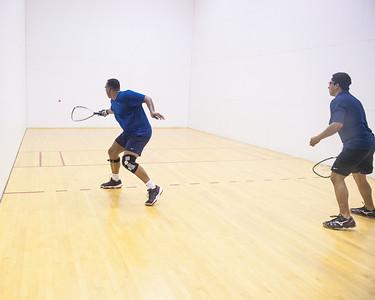 Men's Singles Elite Quarters Michael Harris over Marcos Quinteros