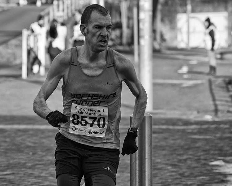 2020 03 01 - Newport Half Marathon 001 (169)bw.jpg