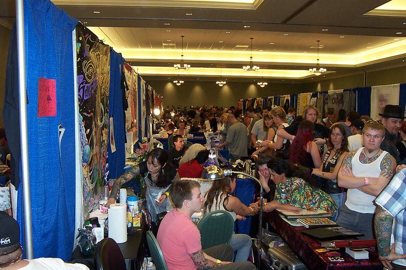 More Booths