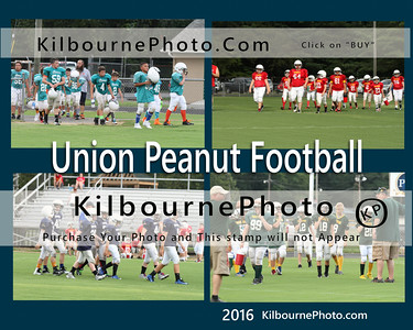 Peanut Scrimmage 8-6-16