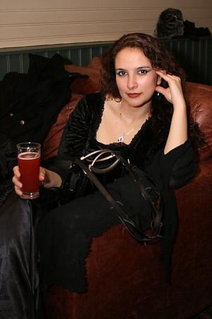 2010 11 27 Vagabonds @ The Banker, Cannon Street