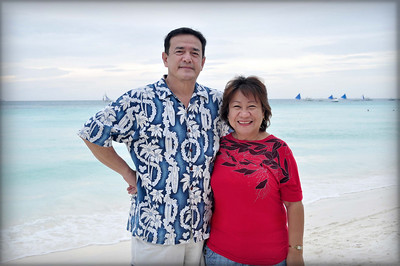 Cruz Reunion in Boracay 2011