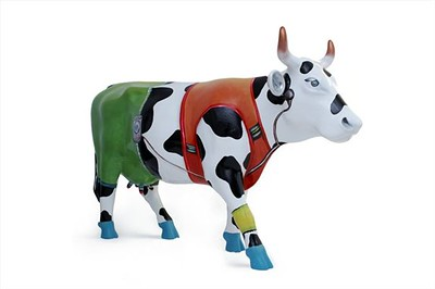 Fitness Cow - BUCH25029 - 03