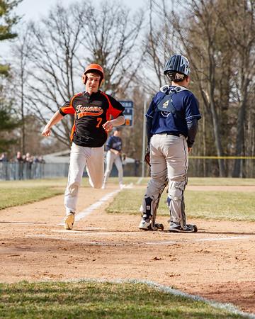 PO vs Tyrone Baseball
