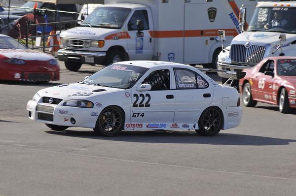 GT Sprints BARC Aug 2010