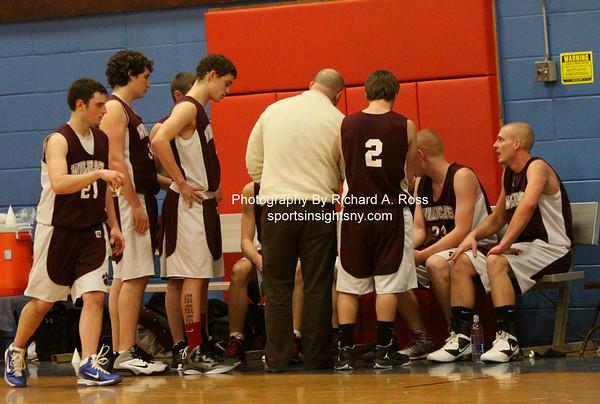 MHS vs LM Boys Basketball