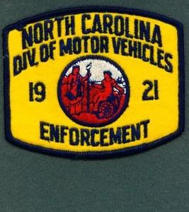 North Carolina DMV Enforcement