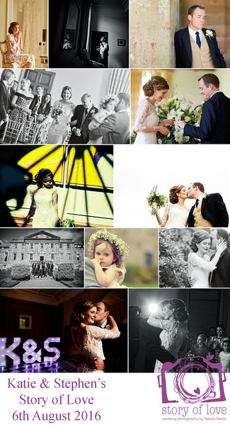 Natalie took the most beautiful photos of our wedding and is also just the loveliest person! We can't thank you enough Natalie! Xxx