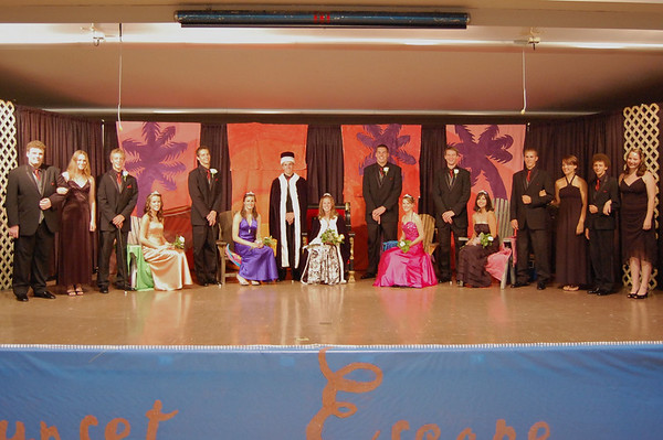 Homecoming Coronation & Talent Show 2009