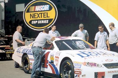 NASCAR Busch North Race @ NHIS 7-15-2005