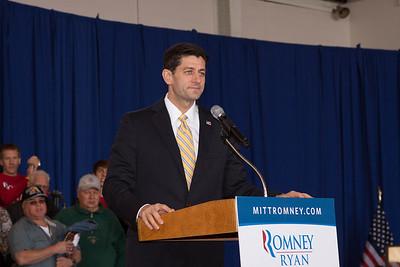 Paul Ryan - Toledo 10-08-2012