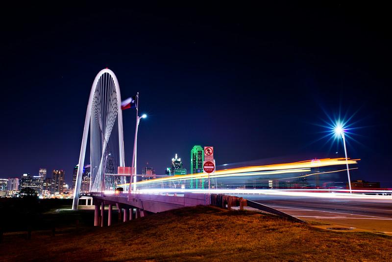 Dallas and Continental Bridge 8/30/14
