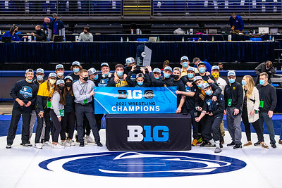 2021 B10 Championships