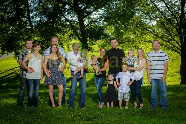 Klinkenberg Family