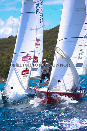 St. Thomas Rolex Regatta ~ Day 2