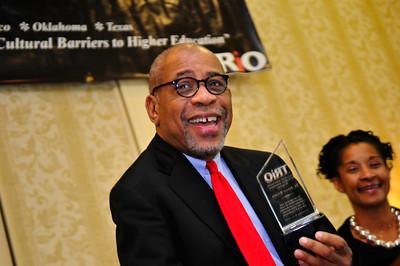 Dr. Arnold Mitchem, President COE