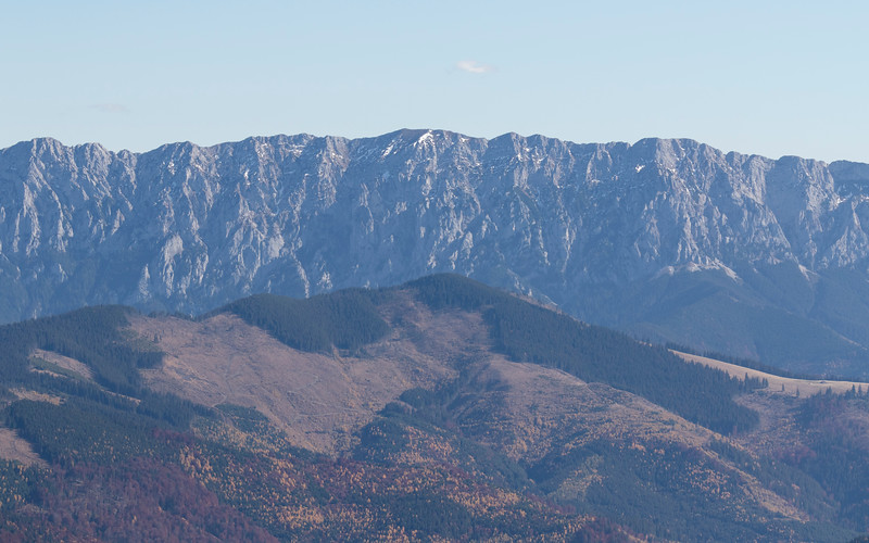 carpathian mountains, bunea lodge, piatra craiului
