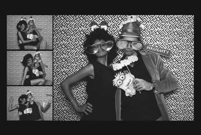 Kendra & Rob Xmas Party B&W 6th Dec 2013