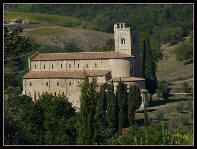 Abbazia Sant'Antimo  (Siena)