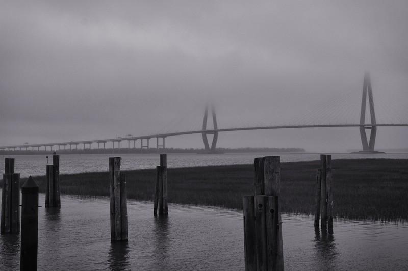 Charleston Harbour,  South Carolina USA