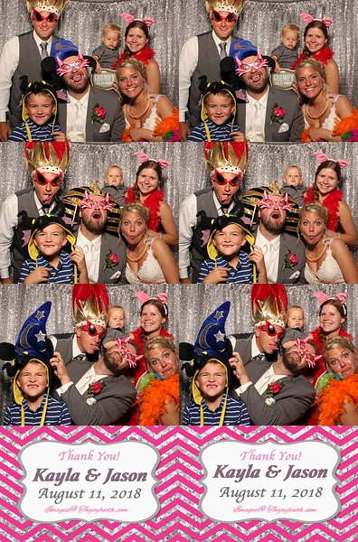 Kayla & Jason's Wedding 8-11-2018 PRINTS