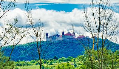 The Gottweig  Abbey at Krems, Austria