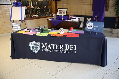 Mater Dei Career Day 2020