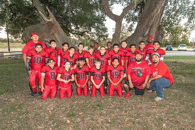 2019 Columbus Youth Football #1 Team Pictures