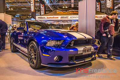 Performance Car Show/Autosport International (15/01/17)