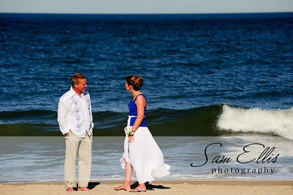 Jill and Mark ceremony
