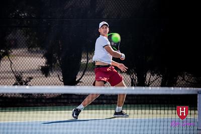 Harvard Men's Tennis vs. UF - September 26, 2021