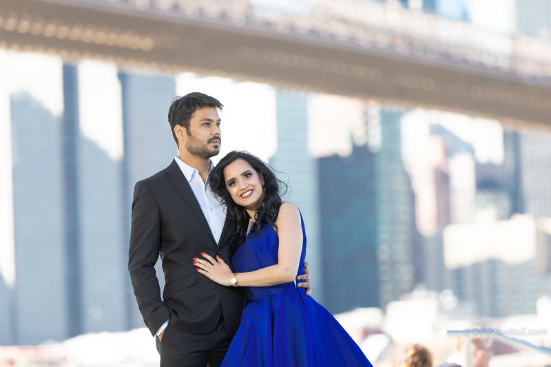 Rishabh and Seema Pre Wedding Shoot