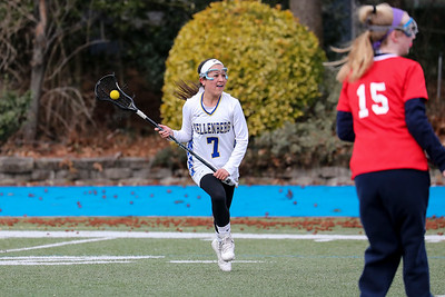 Girls Junior Varsity A Lacrosse–2019