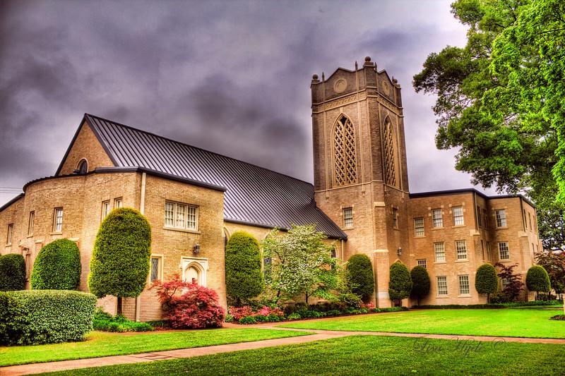 First Baptist Church, Newport, AR