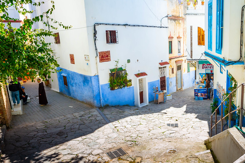 Tangier Morocco - Daily Life