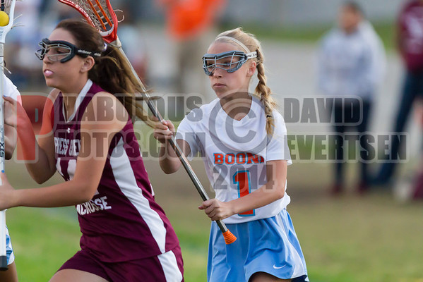 Girls Varsity Lacrosse - 2014