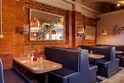 La Dolce Vita Restaurant Northampton