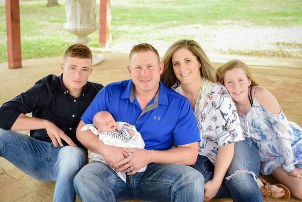 Penney Family 2018