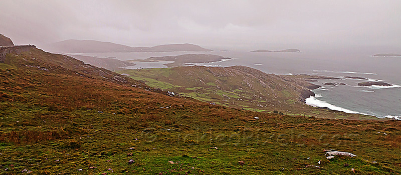 Derrynane Bay and Harbour