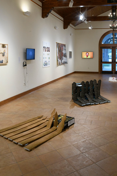 Faculty Exhibition 2019, installation view