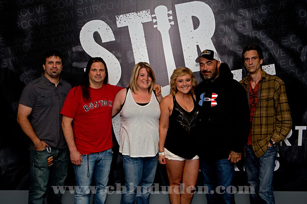 Stir Cove  2014 Meet and Greets