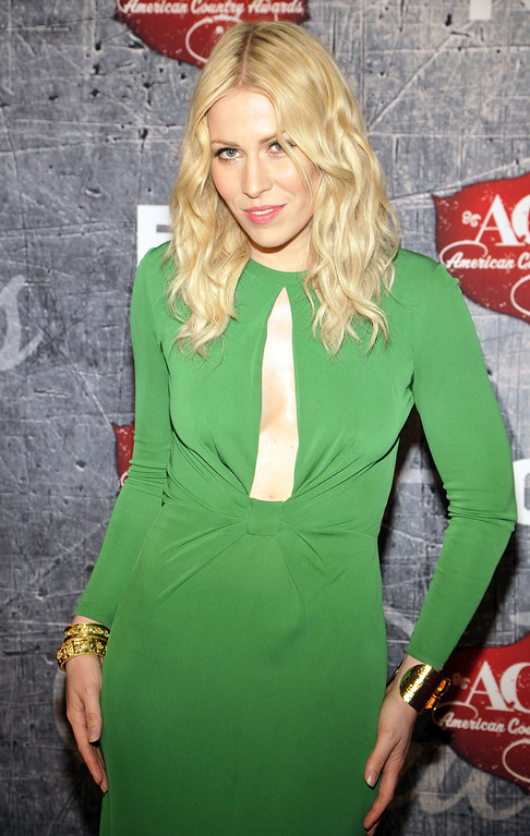 . Singer Natasha Bedingfield arrives at the American Country Awards on Monday, Dec. 10, 2012, in Las Vegas. (Photo by Jeff Bottari/Invision/AP)