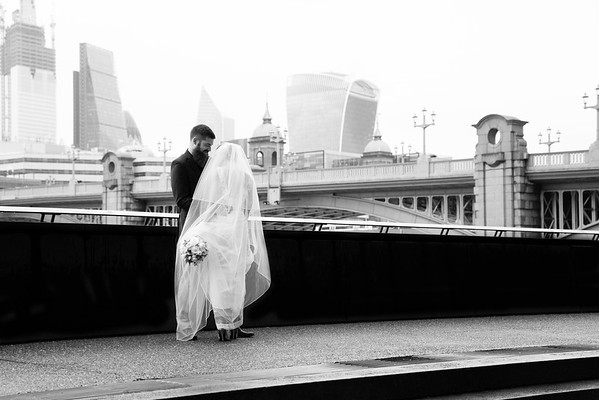 Sarah & Liam. THE GORING - LONDON