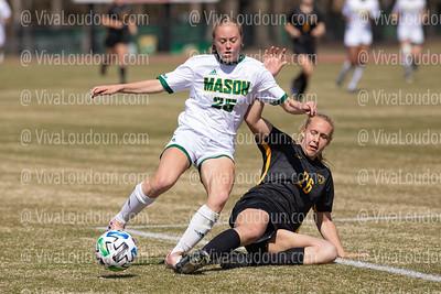 2021-03-21 VCU @ George Mason Women's Soccer