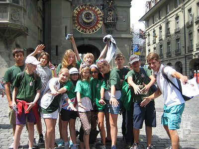 TASIS Middle School Program Château-d'Oex
